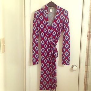 Diane vin Furstenberg wrap dress